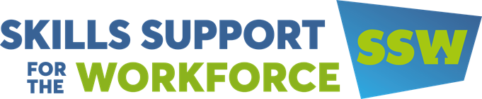 Skills Support for the Workforce logo