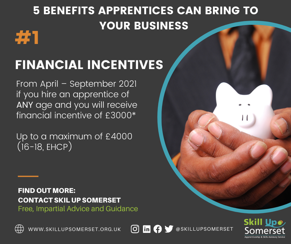 Financial incentives image